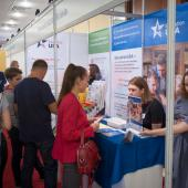 Russia - 33rd International Education Fair   - Fall image 1