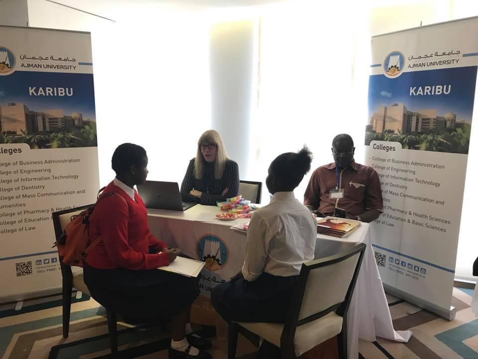 Education Fairs and Exhibitions in Middle East and Africa